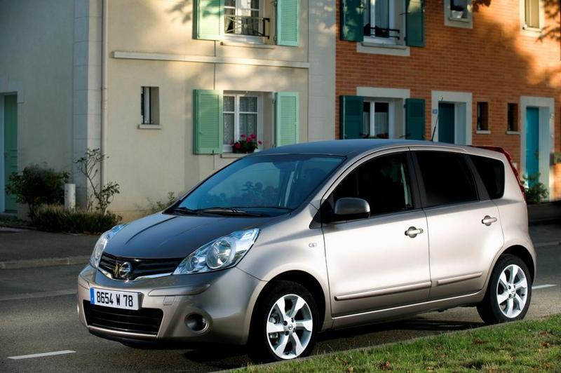 Nissan  Note 5p 1.4 Visia