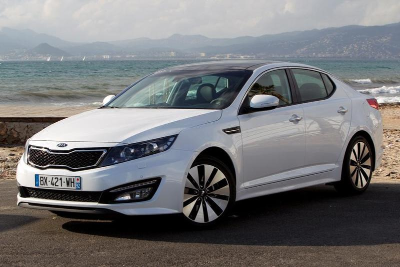 datos y ficha técnica kia optima 2.0 híbrido emotion aut. 150 cv