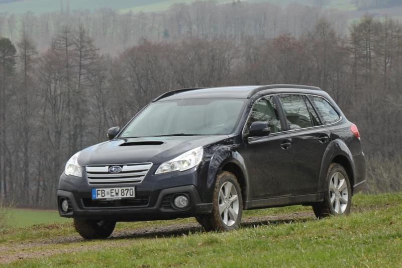 Subaru  Outback 2.0 TD Lineartronic Executive