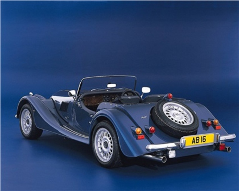 Morgan  Plus 8 Plus 4 2.0 145 Cv 4 Plazas