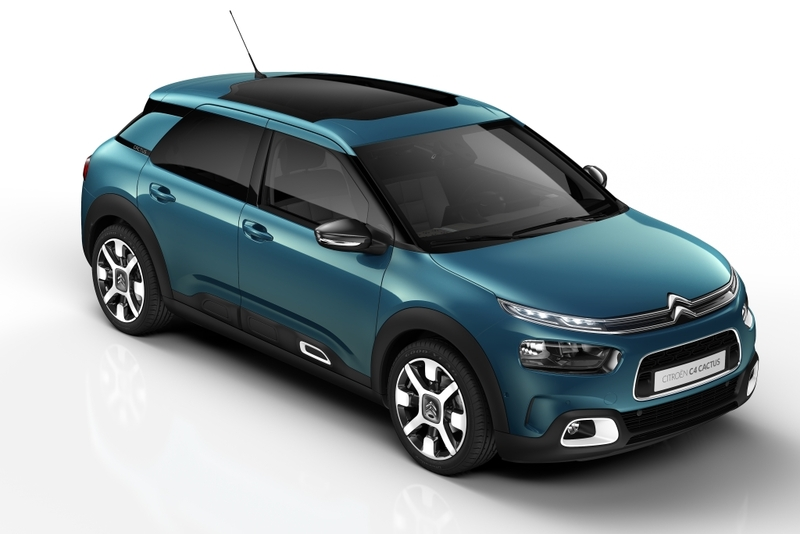 Citroën  C4 Cactus BlueHDi 120 S&S EAT6 Shine Pack