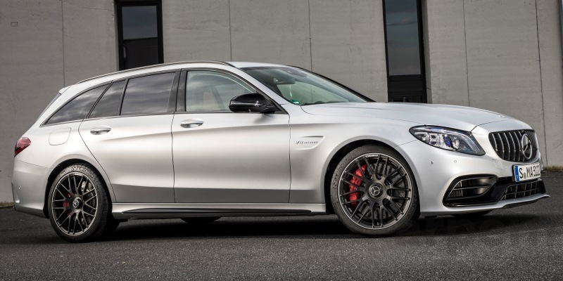 Mercedes-AMG C 63 S Estate 2019