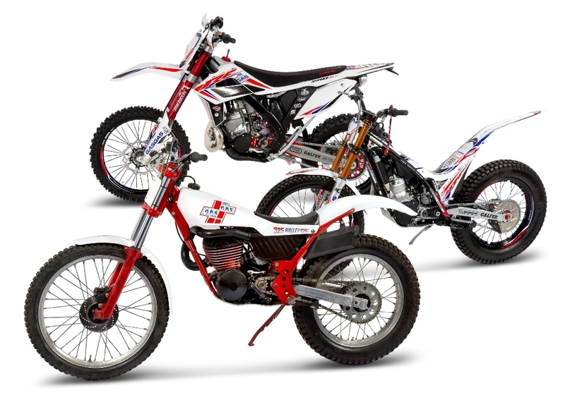 Gas Gas Motos lanza la Replica Factory 2014