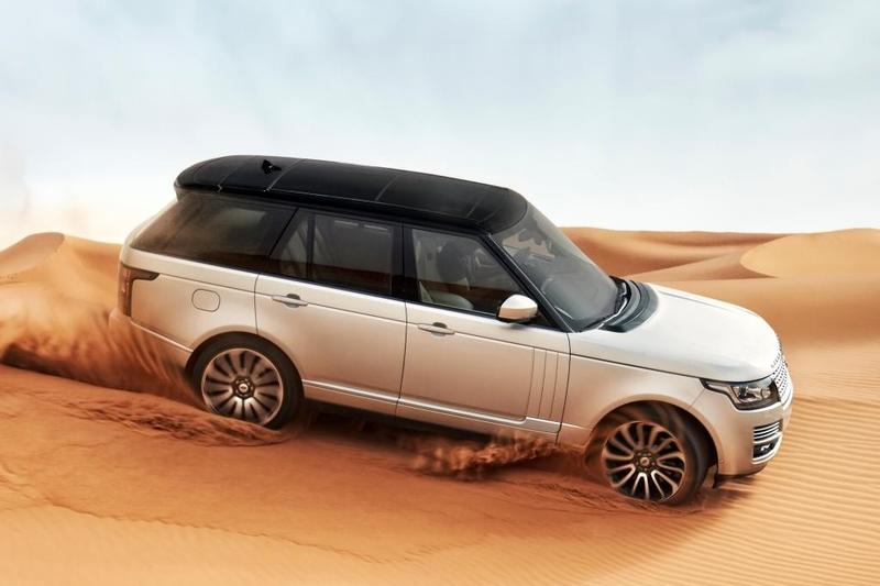 Land Rover  Range Rover 3.6 TdV8 Vogue+