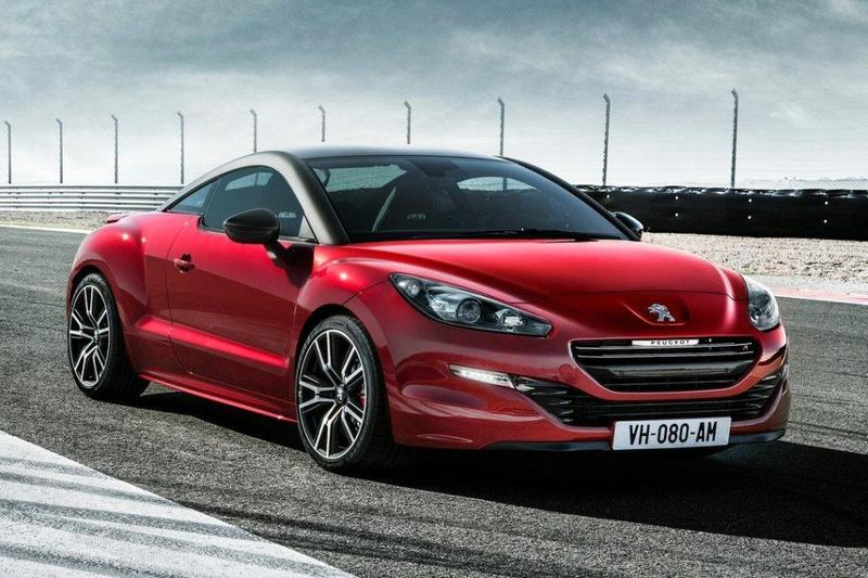 peugeot rcz r 1 6 thp 270 ficha t cnica de veh culo. Black Bedroom Furniture Sets. Home Design Ideas