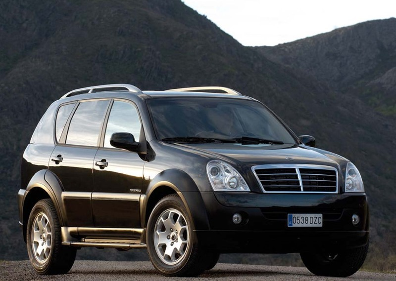 SsangYong  Rexton II 270Xdi Pack Executive Aut.