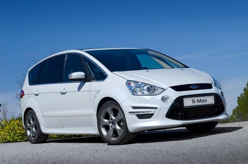 Ford  S-MAX Trend 1.6 TDCi 115 CV 5 plazas