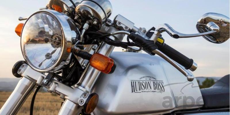 Hudson Boss Goodwood 1/8 Liter 125