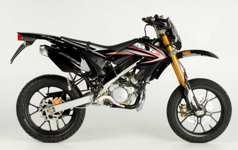 MH Motorcycles MH RYZ 50 Pro Racing Urban Bike