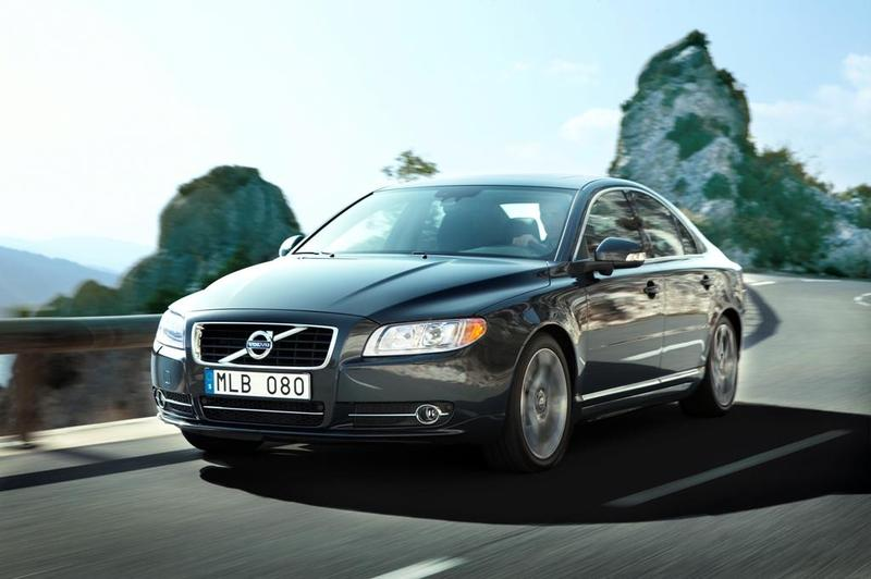 Volvo  S80 Kinetic 2.5FT Aut.