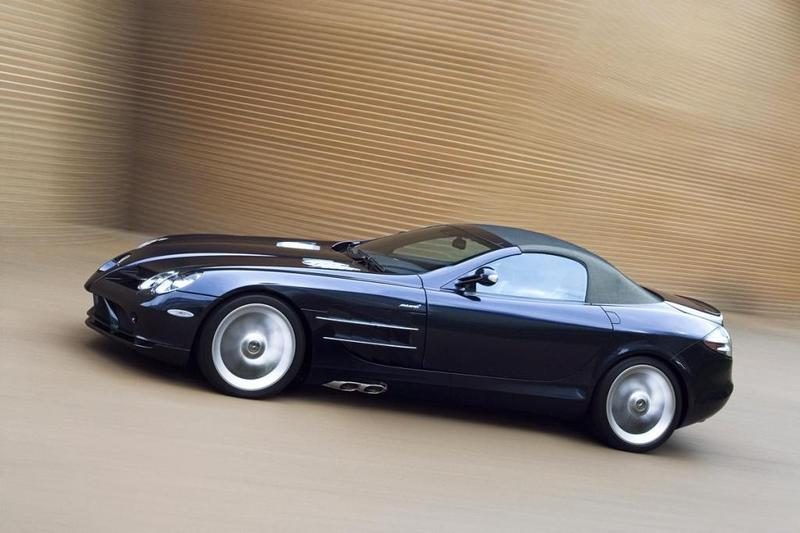 Mercedes-Benz  SLR McLaren Coupé