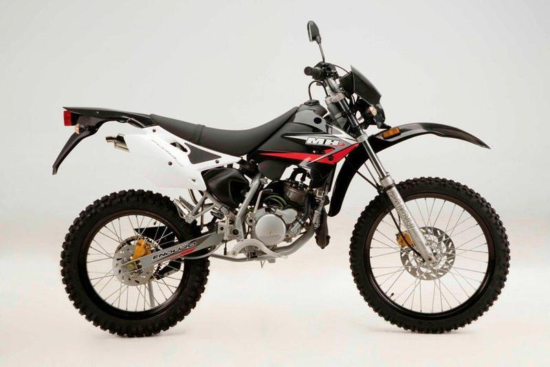 MH Motorcycles MH Furia 50 Max
