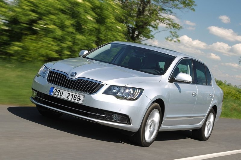 Skoda  Superb 1.9 TDI Collection