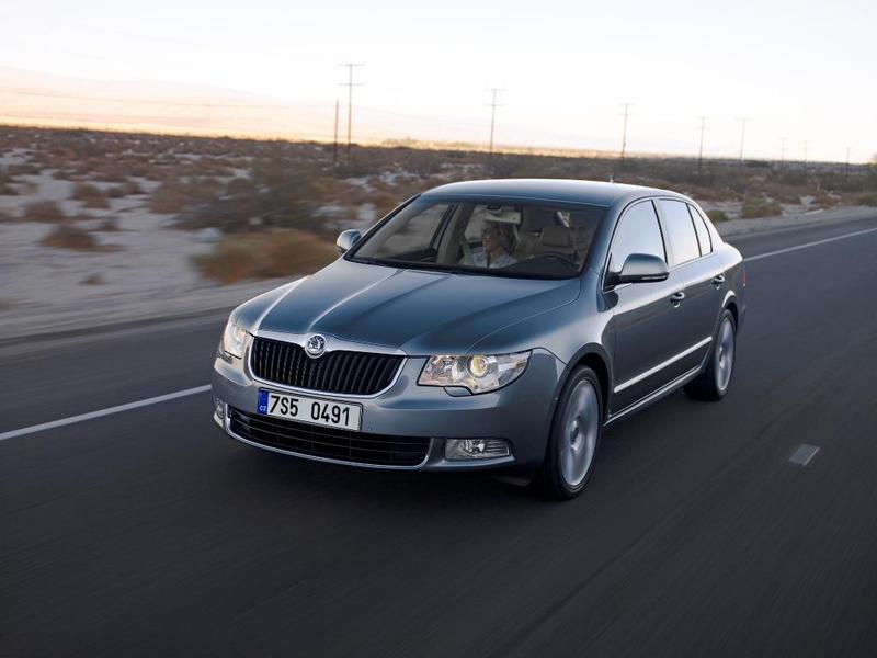 Skoda  Superb 1.4 TSI Active