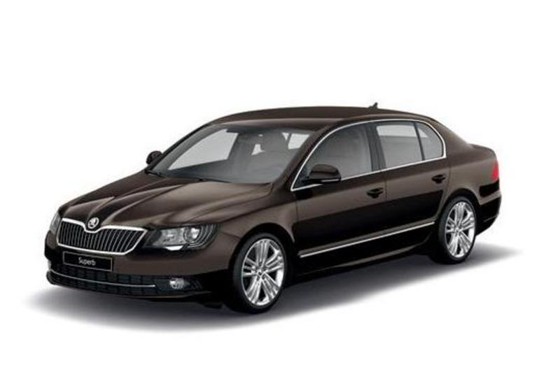 Skoda  Superb 1.6 TDI CR 105 CV Active