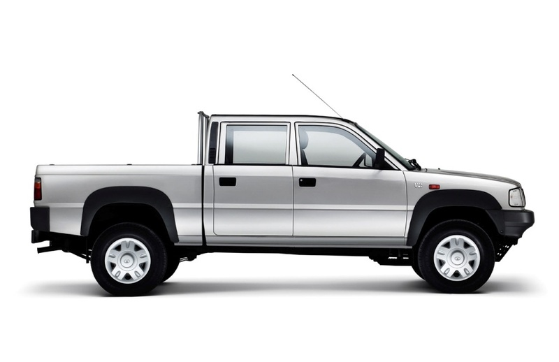 Tata  Telcoline Pick Up 4x4 Doble Cabina