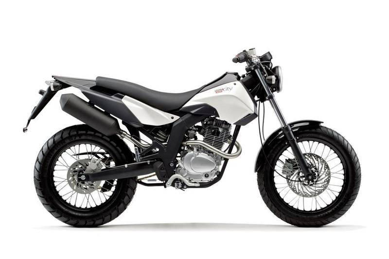 Derbi Derbi Cross City 125