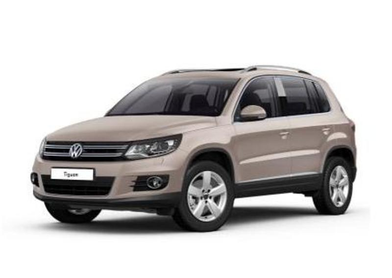 Volkswagen  Tiguan T1 2.0 TDI 110 CV BlueMotion Technology 4x2