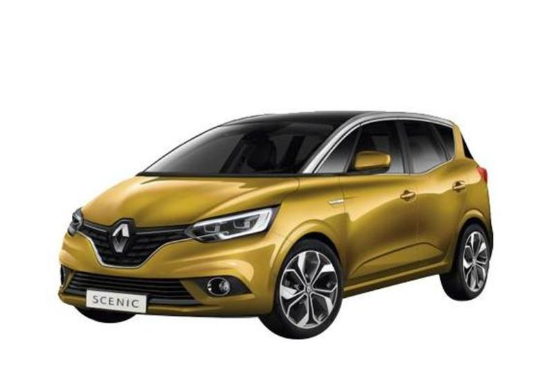 Renault  Scénic Scenic Life Energy TCe 85 kw (115 CV)