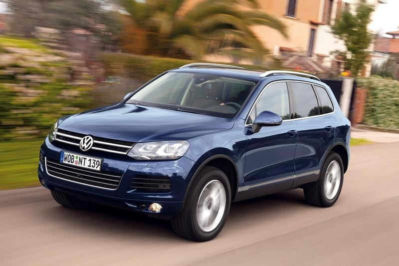 Volkswagen  Touareg Pure 3.0 V6 TDI 204 CV BlueMotion Technology