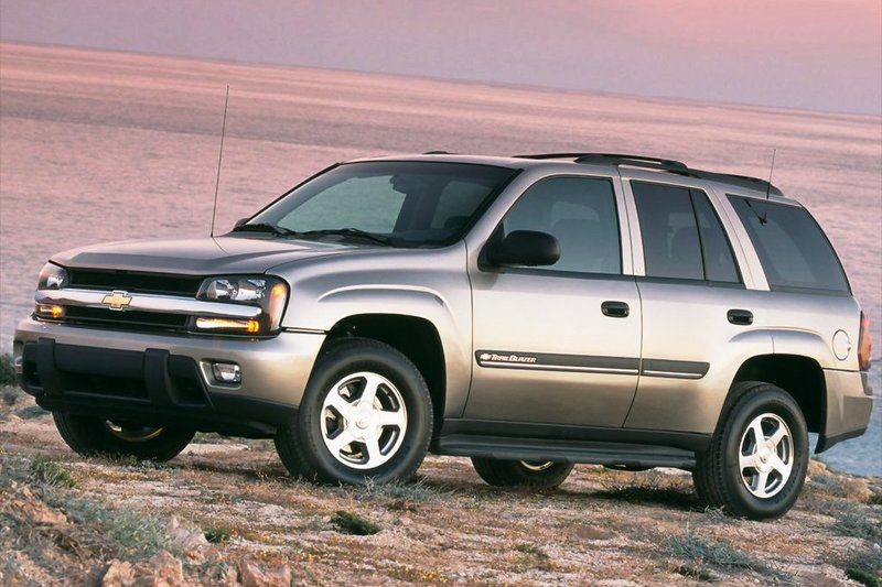 Chevrolet  TrailBlazer LT