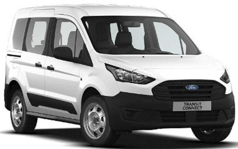Ford  Transit Connect Kombi L2 Ambiente 1.5 TDCi EcoBlue 74 kW (100 CV) S&S