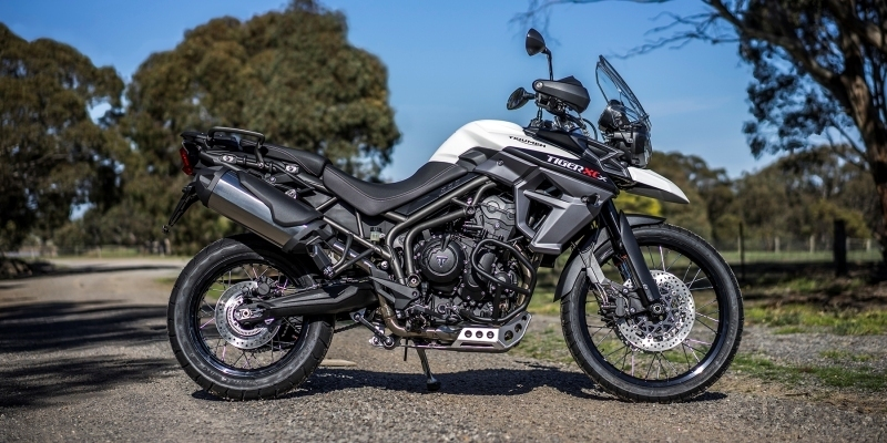Triumph Tiger XCx Low