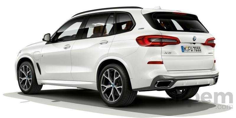 BMW X5 xDrive45e iPerformance 2019