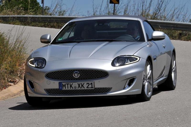Jaguar  XK 4.2 298 CV Convertible