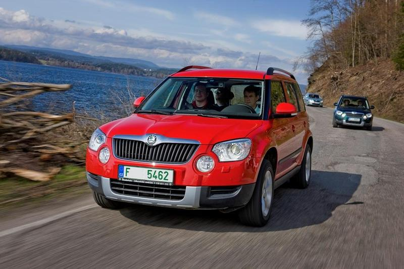 Skoda  Yeti Ambition Green Tec 2.0 TDI CR 140 CV