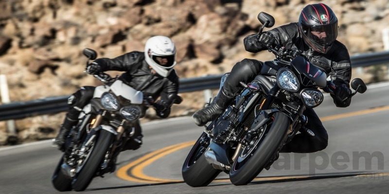 Triumph Speed Triple S y RS 2018