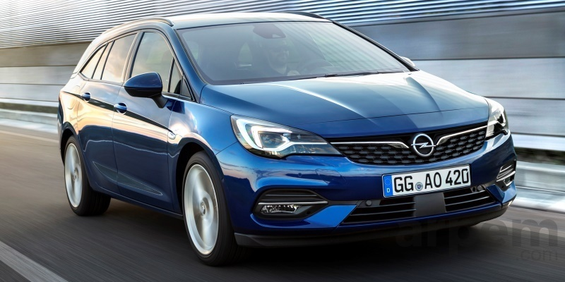 Opel Astra Sports Tourer 2020