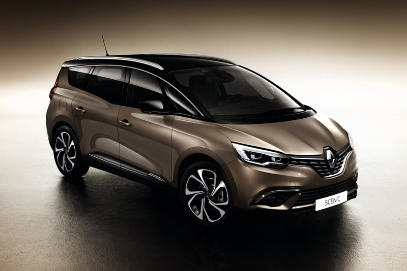 Renault  Grand Scénic Grand Scenic Limited Blue dCi 110 kW (150 CV) 7 plazas