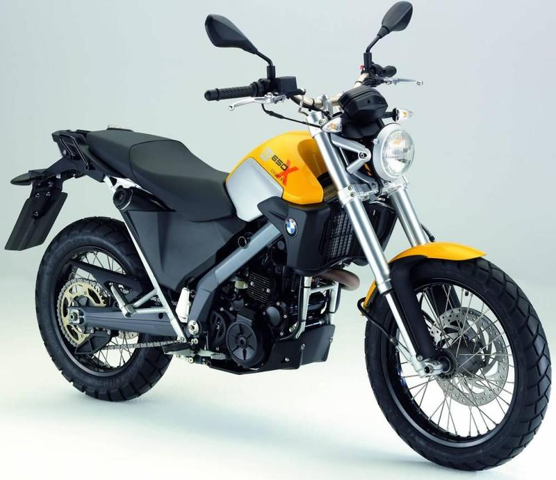 BMW BMW G 650 Xcountry