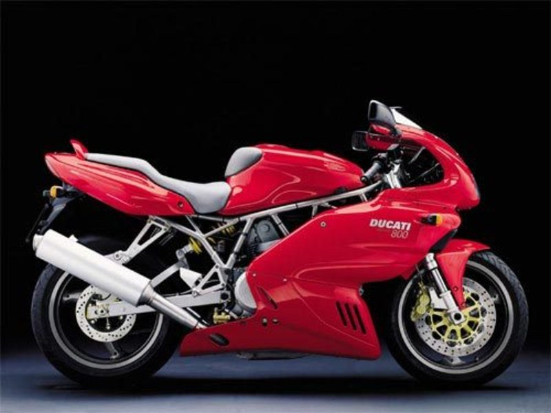 Ducati Ducati Supersport 800