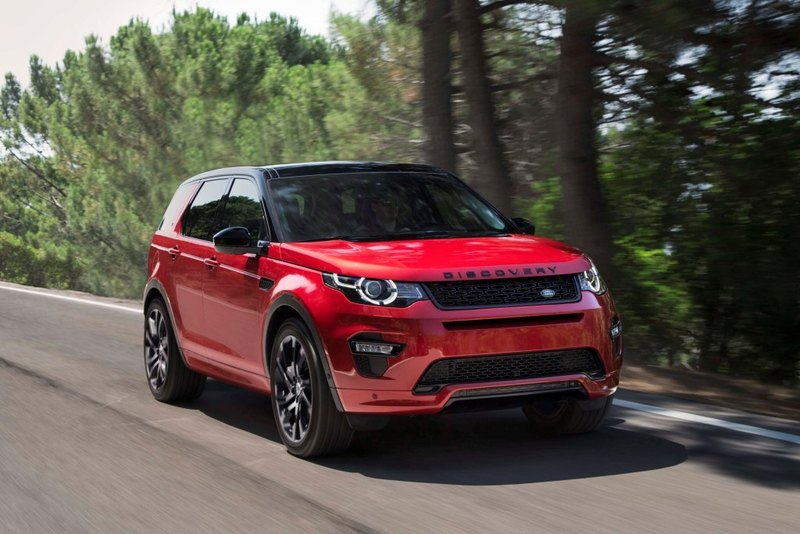 Land Rover Discovery Sport 16.5 MY