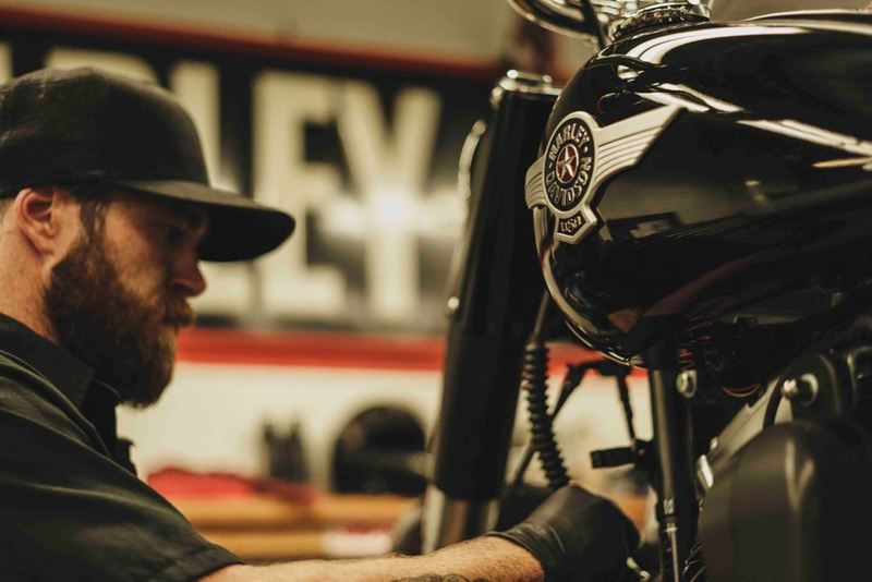 Harley-Davidson presenta las motos que compiten en el 'Battle of the Kings II'