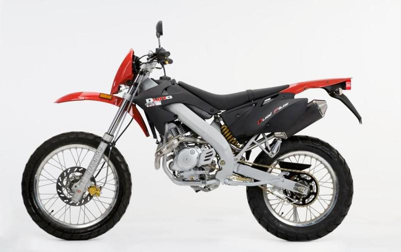 MH Motorcycles MH Duna 125 Dual Plus