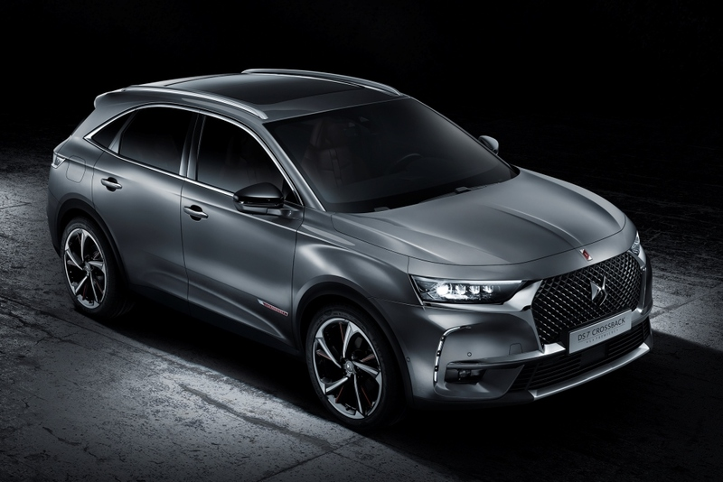 DS  7 Crossback PureTech 180 Automático Grand Chic