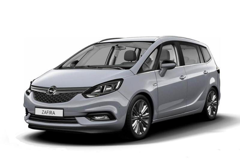 Opel  Zafira Excellence 1.4 Turbo 103 kW (140 CV) 7 plazas Aut.