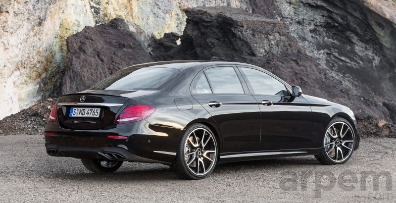 MMercedes-AMG E 43 4MATIC Berlina 2016