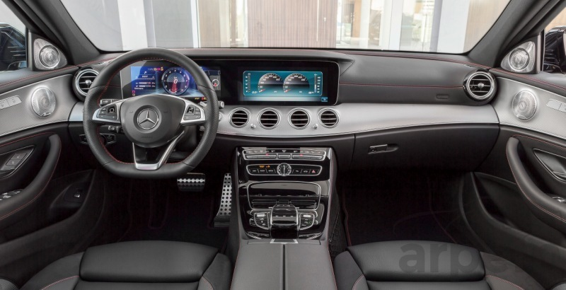 Mercedes-AMG E 43 4MATIC Berlina 2016