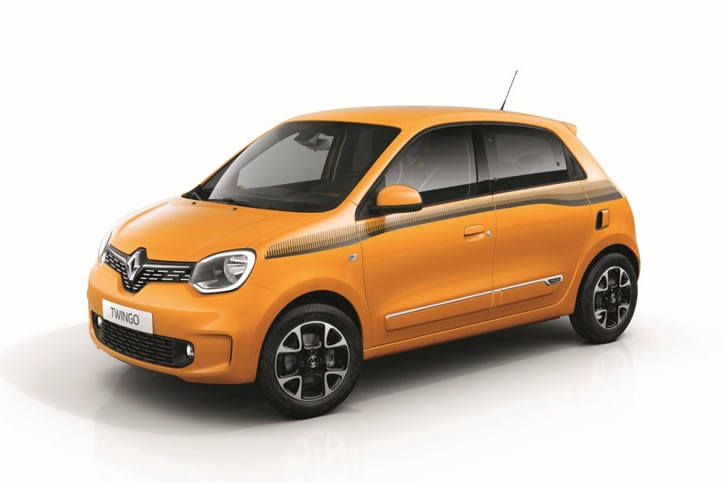 Renault  Twingo Intens TCe 55 kW (75 CV) GPF