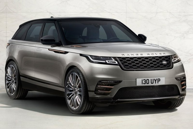 Land Rover  Range Rover Velar 3.0 D300 4WD Auto R-Dynamic S