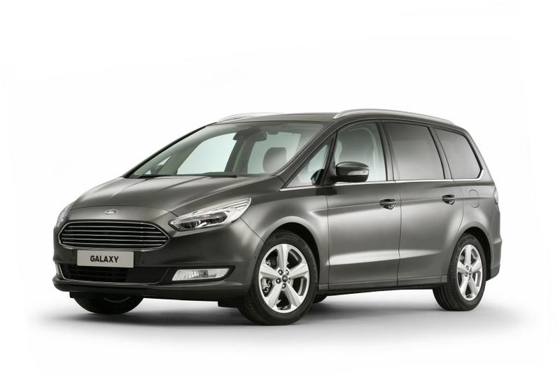 Ford  Galaxy Titanium 2.0 TDCi Bi-turbo 210 CV PowerShift
