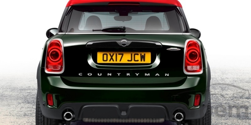 MINI Countryman Jonh Cooper Works