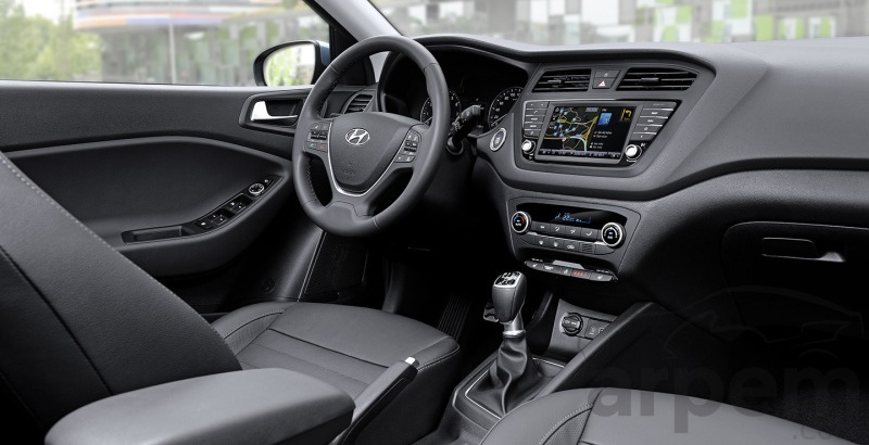 Hyundai i20 active 2016 noticia coche for Hyundai i20 2015 interior