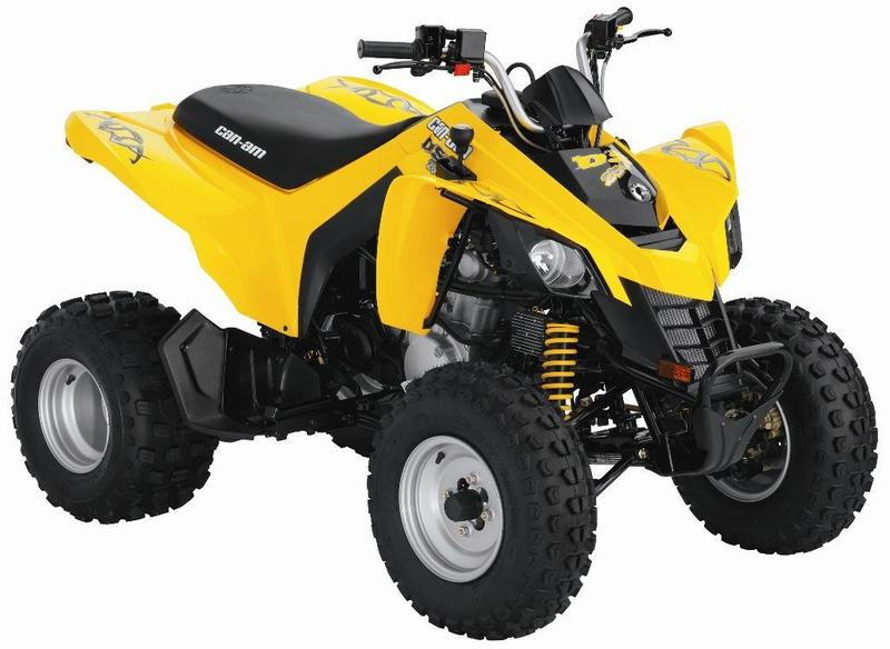 Can-Am Can-am DS 250