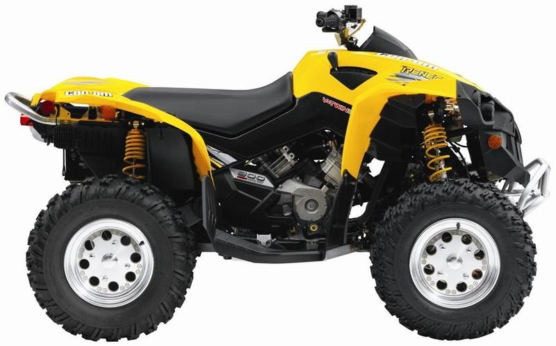Can-Am Can-Am Renegade 800