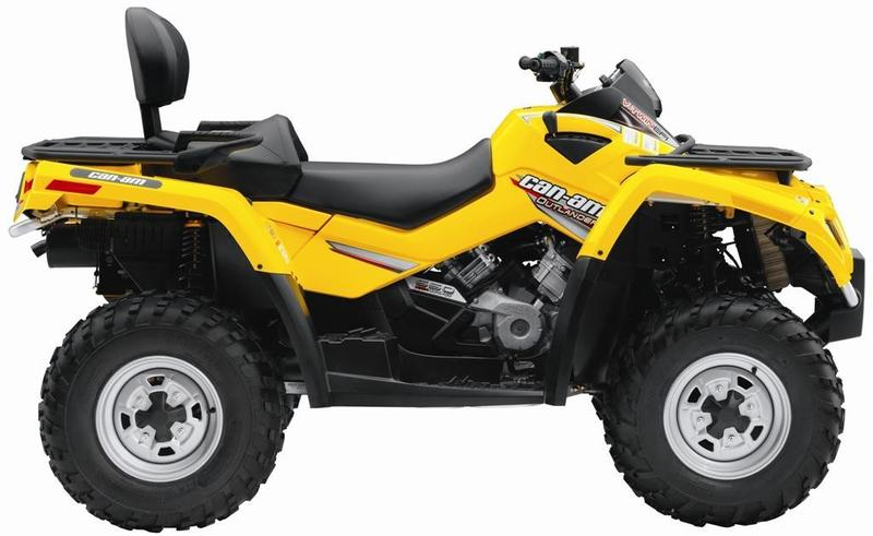 Can-Am Can-Am Outlander 650